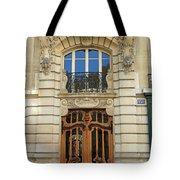 151 Rue De Grenelle Paris Tote Bag