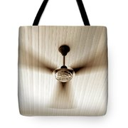 Spinning Porch Fan Tote Bag