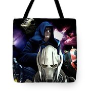 2 Star Wars Art Tote Bag