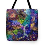 16-6 Lambda Sky Tote Bag
