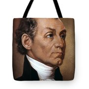 James Monroe (1758-1831) Tote Bag by Granger