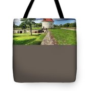 Cesu Latvia Tote Bag