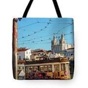 Lisbon, Portugal Tote Bag