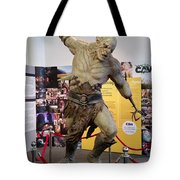 New Zealand - Azog, Lord Of The Rings Tote Bag