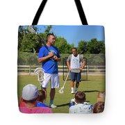 Play For Parkland  Tote Bag
