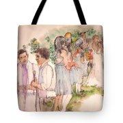 The Wedding Album  Tote Bag