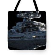 Wars Star Art Tote Bag