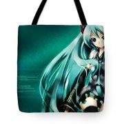 16291 1 Other Anime Vocaloid Hatsune Miku Vocaloid Hatsune Miku Tote Bag
