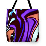 1631 Abstract Thought Tote Bag