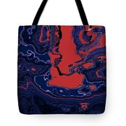 1671 Abstract Thought Tote Bag