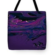 1673 Abstract Thought Tote Bag