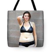 Classic Female Beauty. Tote Bag