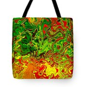 1683 Abstract Thought Tote Bag