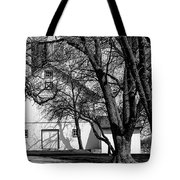 169 Marshfield Wisconsin Farm B W Tote Bag
