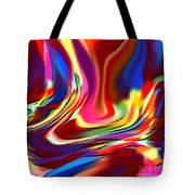 1697 Abstract Thought Tote Bag