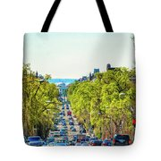16th Street Northwest Tote Bag