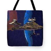 A Star Wars Poster Tote Bag