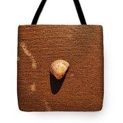 Beach Shell Tote Bag