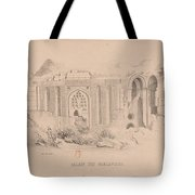 Capital Of Armenia Tote Bag