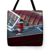 Classic Gar Wood Tote Bag