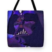 Galaxies Star Wars Art Tote Bag