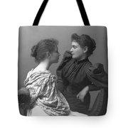 Helen Adams Keller Tote Bag