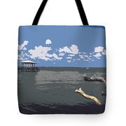 Indian River Lagoon Tote Bag