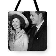 John F Kennedy (1917-1963) Tote Bag by Granger