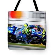 Motogp Tote Bag