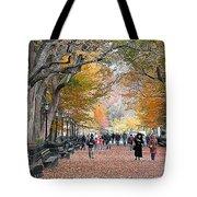 Poets Walk Tote Bag