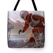 Star Wars Saga Art Tote Bag
