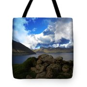 The Faroe Islands  Tote Bag
