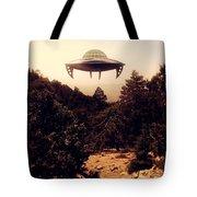 Ufo Sighting Tote Bag