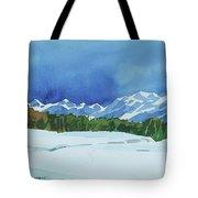 Watercolor Tote Bag