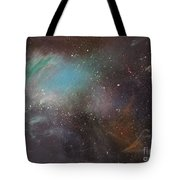 170,000 Light Years From Home Tote Bag