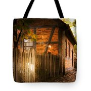1700s House Old Salem Tote Bag