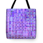1704 Abstract Thought Tote Bag