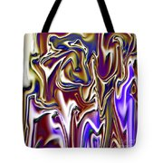 1717 Abstract Thought Tote Bag