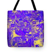 1743 Abstract Thought Tote Bag