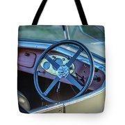1743.032 1930 Mg Steering Tote Bag