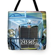 1743.037 1930 Mg Grill Tote Bag