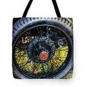 1743.051 1930 Mg Wheel Tote Bag