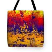 1745 Abstract Thought Tote Bag
