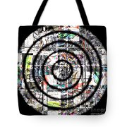 1766 Abstract Thought Tote Bag