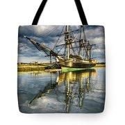 1797 Trading Ship Replica - Friendship Of Salem Tote Bag