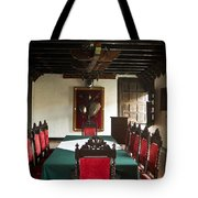 17th Centruy Meeting Room Tote Bag