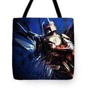 2 Star Wars Art Tote Bag