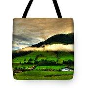 Cool Landscape Tote Bag