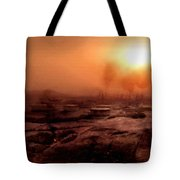 Fine Art Landscape Tote Bag