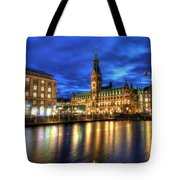 Hamburg Germany Tote Bag